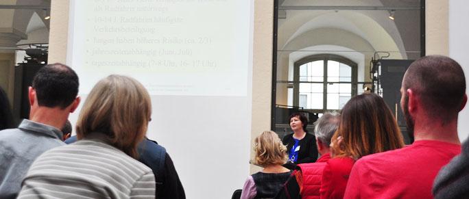 Suasana belajar di TU Dresden